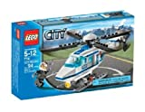 Game / Play Lego City Police Helicopter 7741. Minifigure, Collectible, Playset, Toys, Chopper, Patrol Toy / Child / Kid