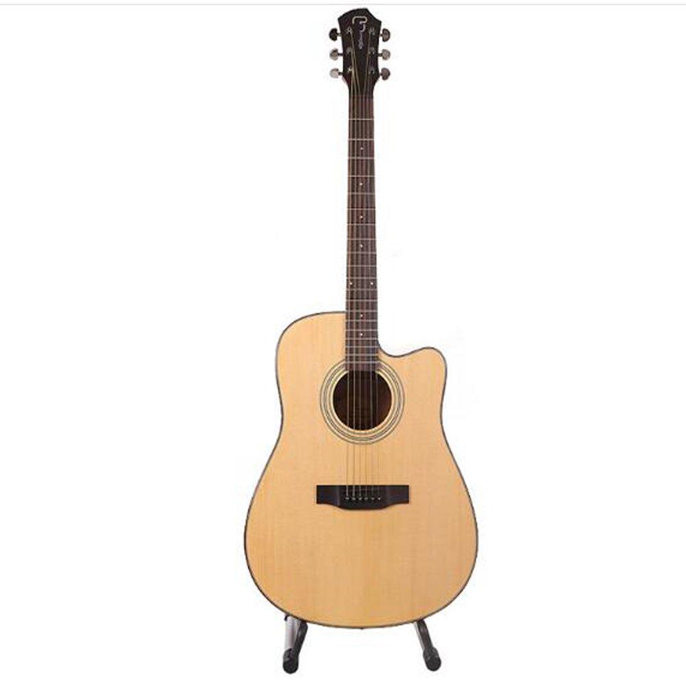 Feibrand Soporte Guitarra Plegable Acustica / Electrica / Bajo (Plateado): Amazon.es: Instrumentos musicales