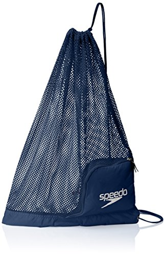 - Speedo Ventilator Mesh Equipment Bag, Insignia Blue