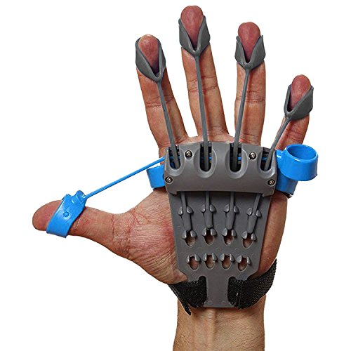 Correct Hands Reverse Hand Grip Strengthener Forearm Training Device Improves Finger Flexibility Helping Hand (Fun Grip Arm)