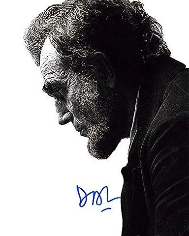 DANIEL DAY- LEWIS (Lincoln) 8x10 Male Celebrity Photo Signed In-Person (Daniel Day Lewis Lincoln)