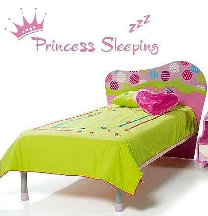 (tamaño grande) Diseño de princesas Disney saco de dormir para niños/Pared