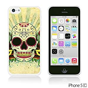 alTM - Skull Paintings Hardback Case forDiy For Iphone 6Plus Case Cover Retro Skull