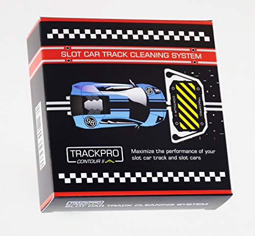 HiTech Safety Displays Ltd. Slot Car Track Cleaner