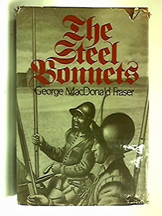 book cover of The Steel Bonnets