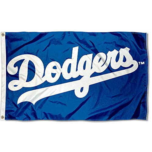 WinCraft MLB Los Angeles Dodgers Flag 3x5 Banner