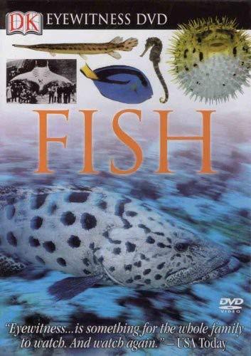 Eyewitness DVD: Fish (Go Fish Guys Dvd)