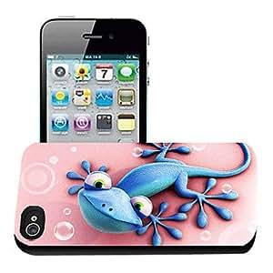 ZXM-Gecko patrón caso el efecto 3D para iPhone5