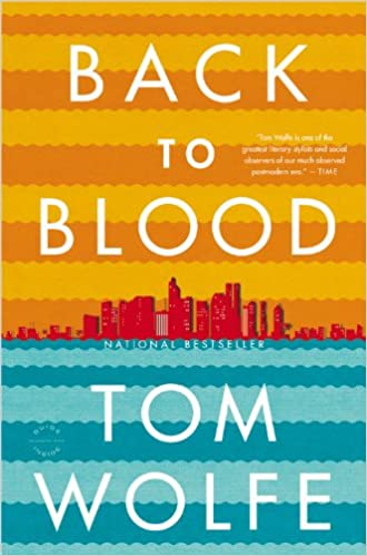 Image result for back to blood amazon