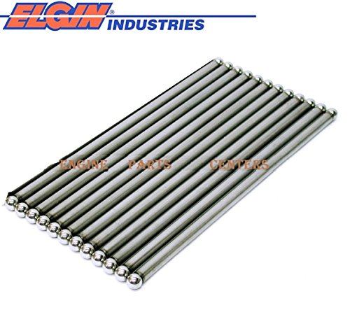 Elgin Industries (Elgin, IL USA) Pushrod Set of (12) compatible with 1965-1971 Buick 225 V6 Engines