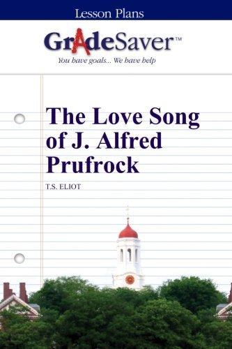 j alfred prufrock analysis pdf