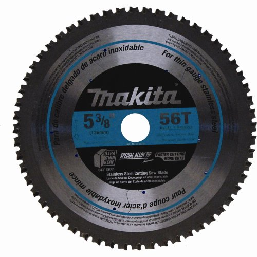 - Makita A-95794 Carbide-Tipped Metal Cutting Blade, 56T