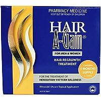Hair A-Gain 60ml X 5 Months