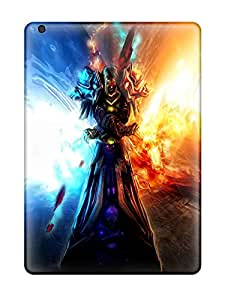 Tough Ipad IeYefVZ10525rIJOB Case Cover/ Case For Ipad Air(amazing Creature )