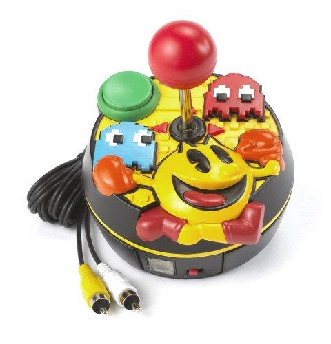 Jakks Pac-Man Gold TV Game