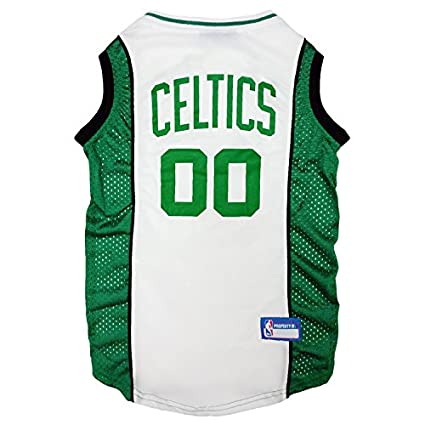 PETS FIRST NBA Boston Celtics - Camiseta de malla