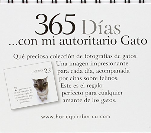 365 días con mi autoritario gato: Helen Exley: 9788468744162: Amazon.com: Books