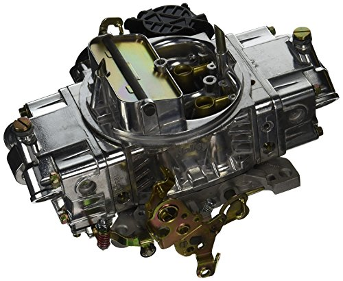 4 barrel carburetor chevy - 9
