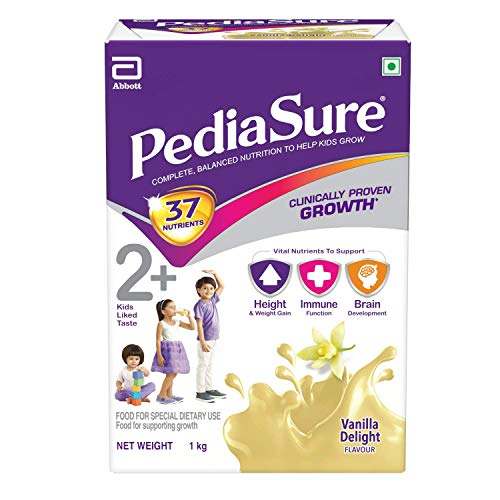 PediaSure Vanilla Delight 1Kg/35.2Oz - Case - for