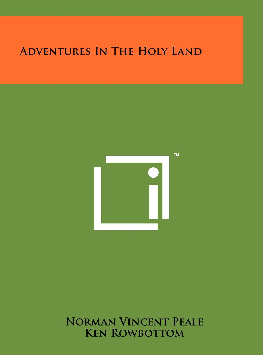 Download Adventures in the Holy Land ebook
