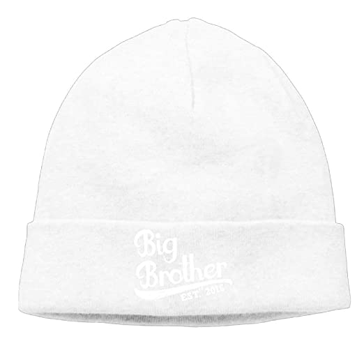 3da03cf601b Skull Cap Knitted Hat Momen s Gift for Big Brother 2016 Funny Skiing ...