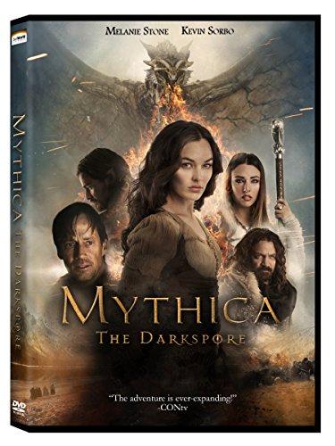 DVD : Mythica 2: The Dark Spore (DVD)