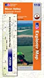 Front cover for the book Explorer Map 119: Meon Valley & Portsmouth, Gosport and Fareham by Ordnance Survey