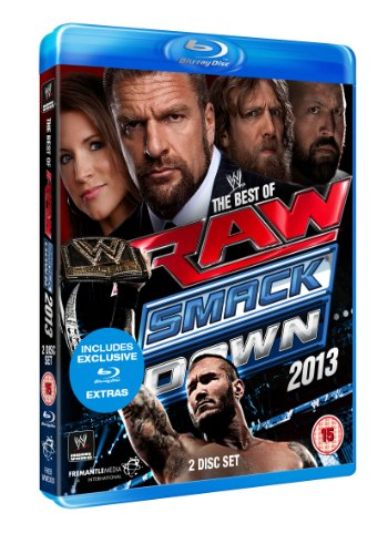 WWE: The Best Of Raw And Smackdown 2013