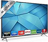 Vizio M55-C2 55-inch LED Smart 4K Ultra HDTV - 3840 x 2160 - 20,000,000:1 - 360 Clear Action Rate - Wi-Fi - HDMI (Certified Refurbished)