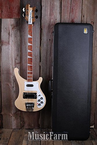Free Shipping Rickenbacker 4003 Mapleglo Electric Bass