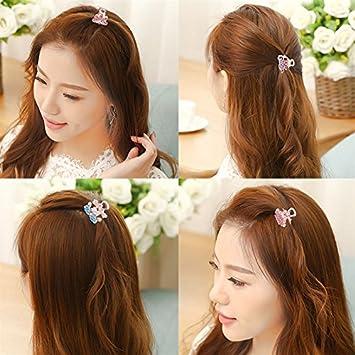 Amazon Com Korea Diamond Hair Catch Small Children Baby Hair