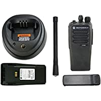 Motorola MOTOTRBO CP200d two-way radio - VHF - AAH01JDC9JC2-N