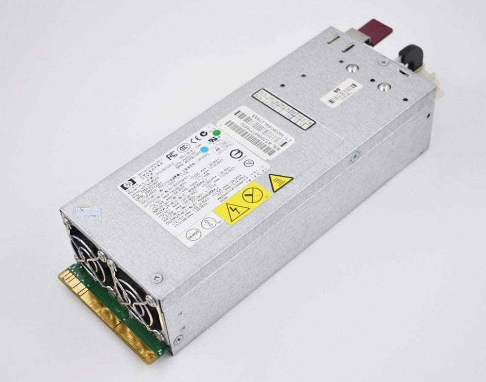 for HP Power Supply 1000W 379123-001 403781-001 399771-B21 USA (Renewed)