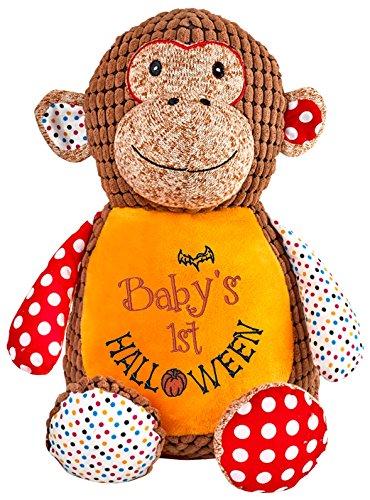 Baby's First Halloween, Harlequin Monkey -
