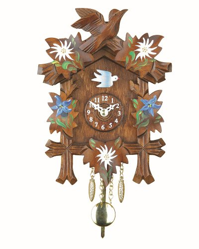 Acctim Feldburg Cuckoo Pendulum Wall Clock