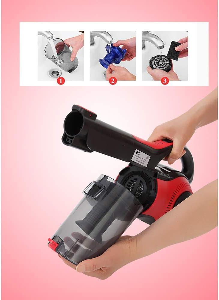 BABY-BAOBEI Aspirateur Multifonction For La Maison Aspirateur (Color : Red) Red