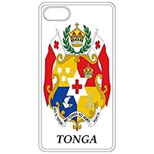 Tonga - Coat Of Arms Flag Emblem White Apple Iphone 6 (4.7 Inch) Cell Phone Case - Cover