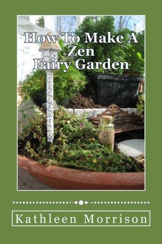 How Make Zen Fairy Garden