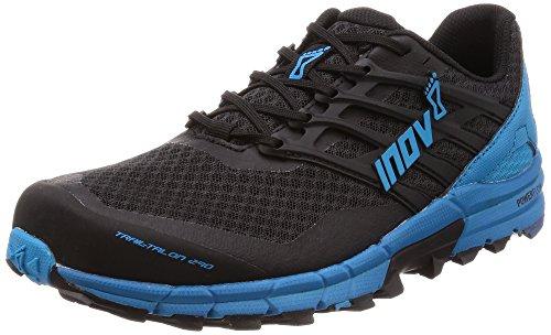 À Homme 290 Chaussures Noir Pour 42 Pied Course 8 Inov Trailtalon De Ya11Bn