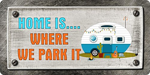 StickerPirate 311HS Home Is Where We Park It 1 5