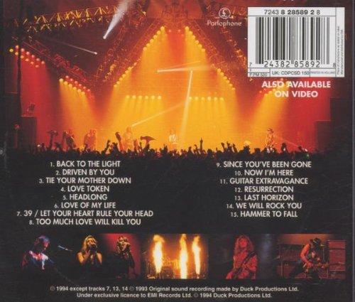 Live at Brixton Academy by Brixton