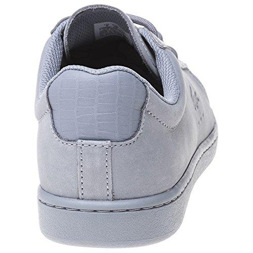 Lacoste Carnaby Evo Damen Sneaker Blau Blau