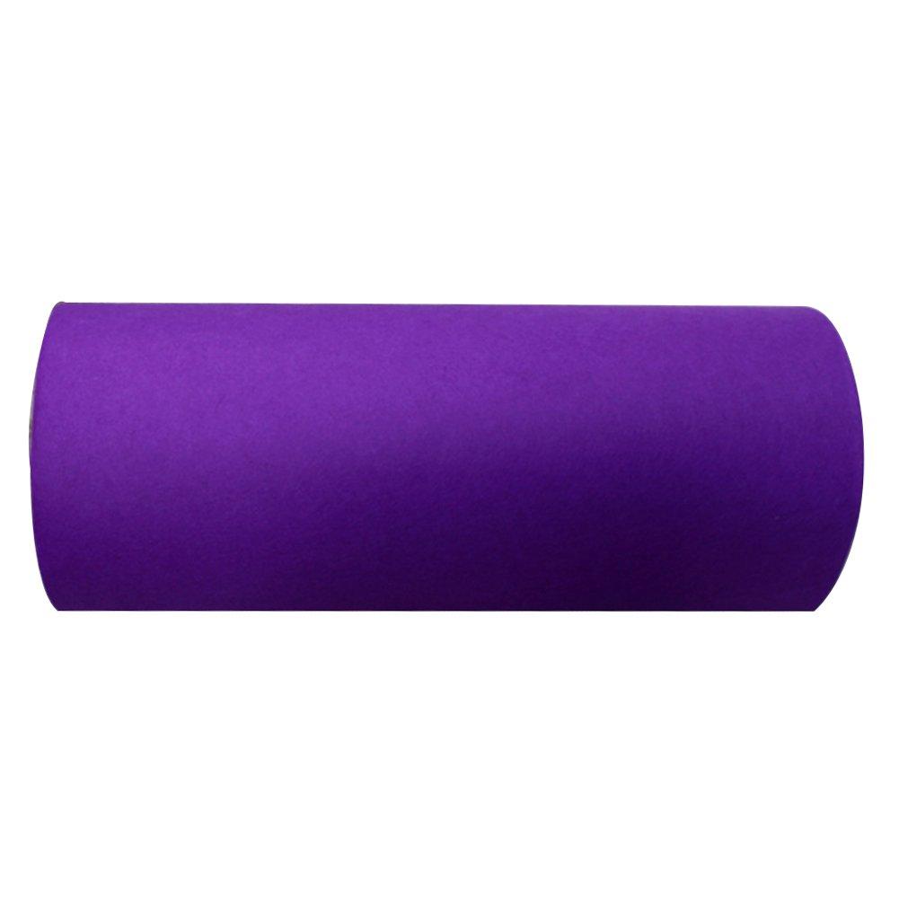 Amazon.com: QIANDA Wedding Carpet Purple Non-slip ...