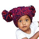 Huggalugs Baby Toddler & Adult Team Spirit Pom Pom Beanie Hat
