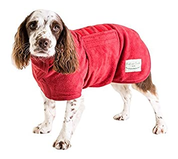 f74c25dbbb ruff tumble Dog Drying Coat - Classic Collection (M L