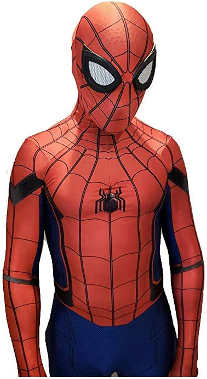 Cosplay Disfraz Spider-Man - Homecoming Avengers (Grande ...