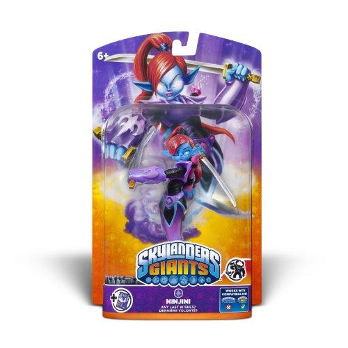 Skylanders Giants: Ninjini Giant Character