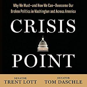Crisis Point Audiobook