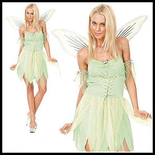 GQ Flower Fairy Reina Cosplay Halloween Disfraz de mariposa ...