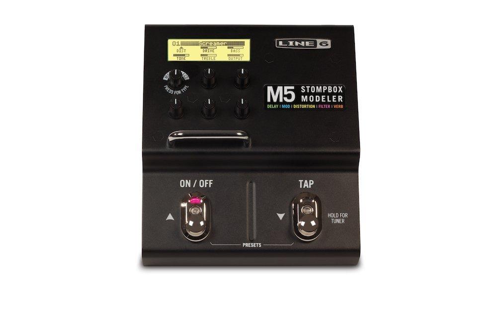 Line 6 ストンプボックスモデラー Stompbox Modeler M5 B004WDPF88